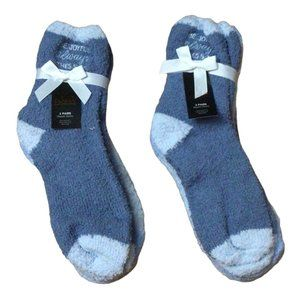 BUNDLE! LOLA Women's 2 Sets of Slipper Socks